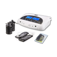 Newly dual LCD ionic cleanse spa device HK 805C