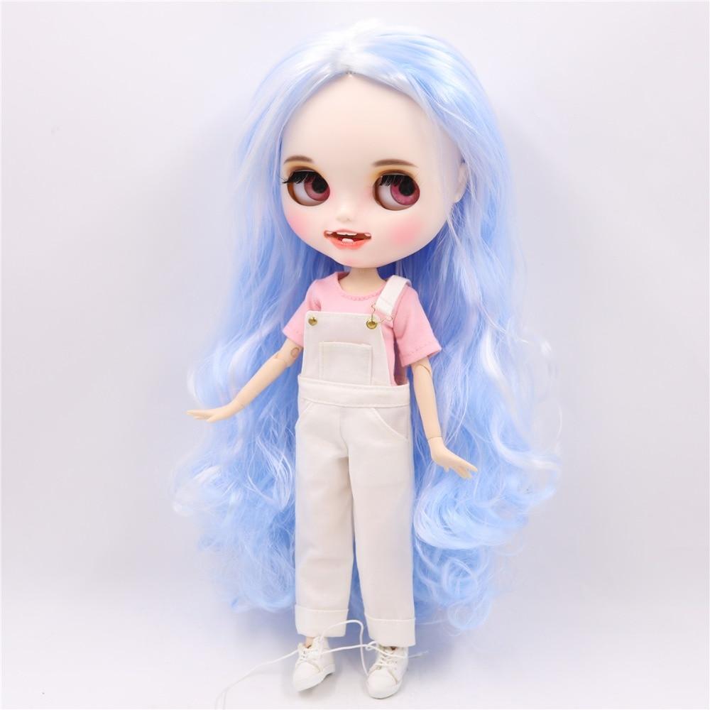 Estelle - Premium Custom Blythe Doll with Smiling Face 1