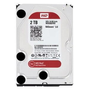 "Image 2 - WD אדום 2TB רשת אחסון hdd 3.5 ""NAS הקשיח דיסק אדום דיסק 2TB 5400 סל""ד 256M מטמון SATA3 6 Gb/s HDD WD20EFAX"