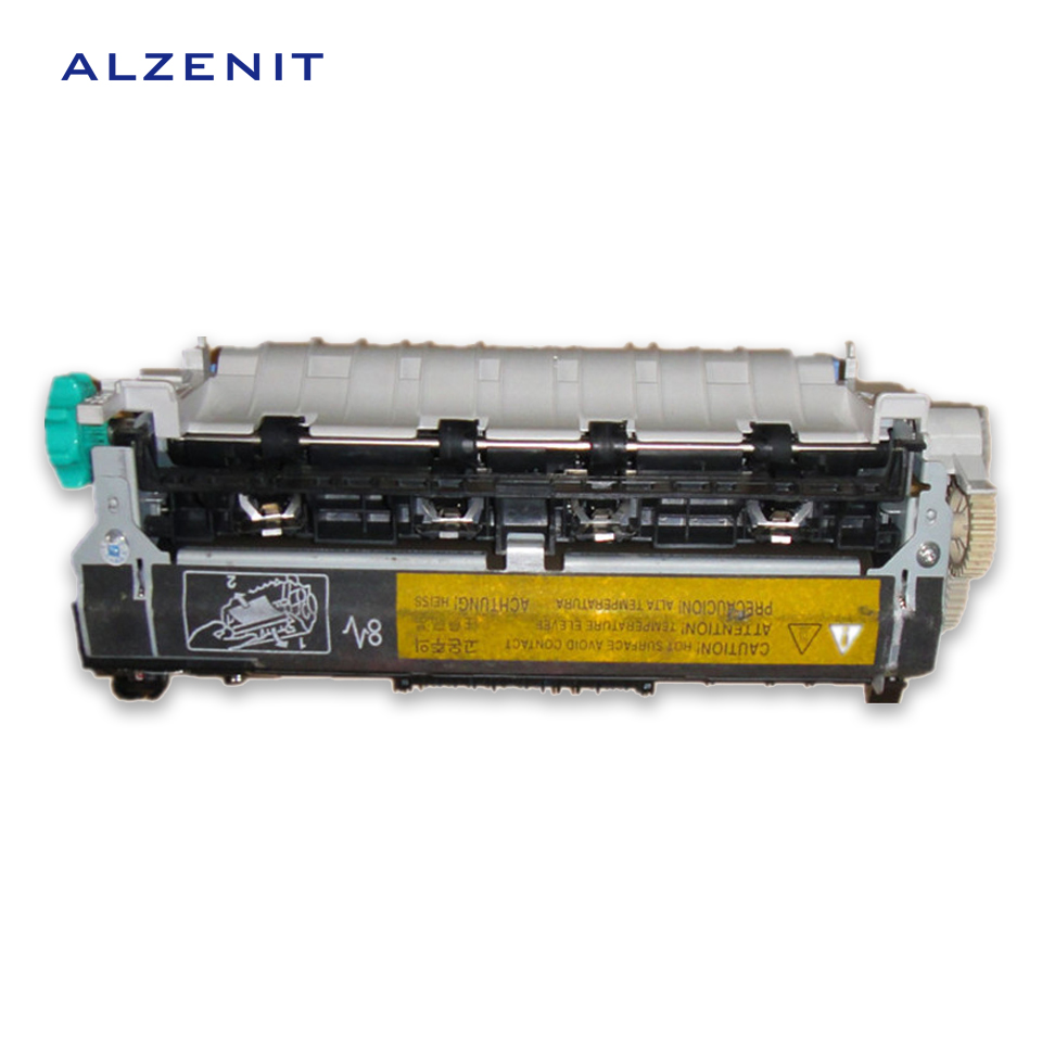 ALZENIT For HP M4345 4345 MFP M4345 Original Used Fuser Unit Assembly RM1-1044 RM1-1043 220V Printer Parts On Sale fuser unit fixing unit fuser assembly for hp 1010 1012 1015 rm1 0649 000cn rm1 0660 000cn rm1 0661 000cn 110 rm1 0661 040cn 220v