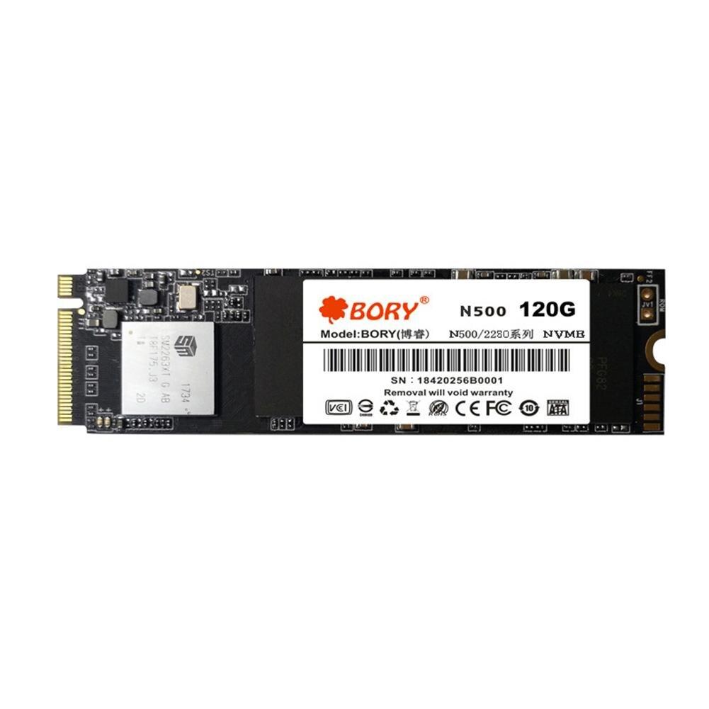 Nouveau 120/128G NGFF M.2 PCIE NVME SSD haute vitesse PC à semi-conducteurs lecteur puce de remplacement