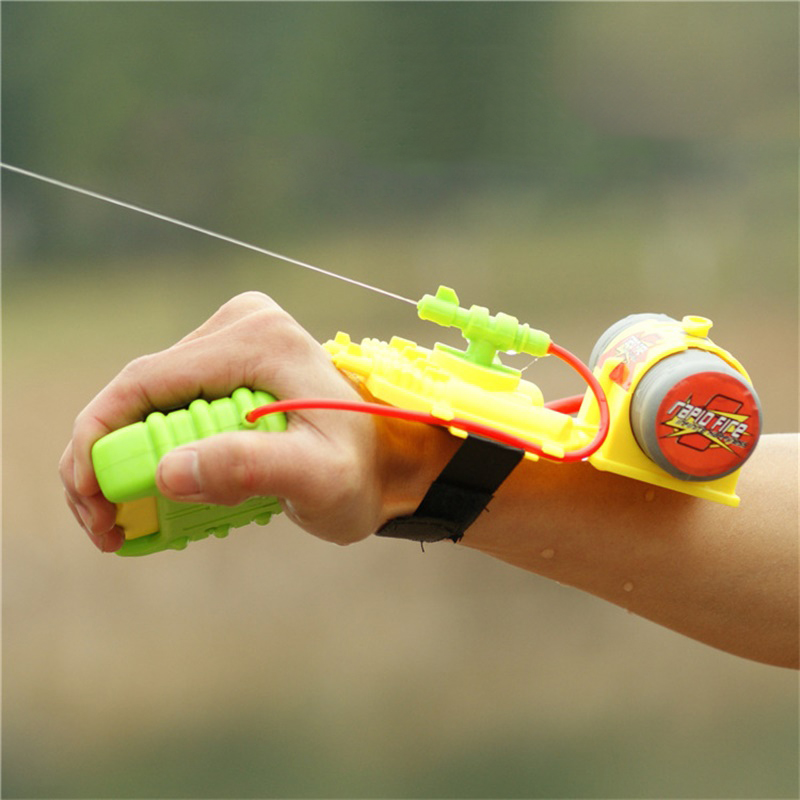 Children Holiday Fashion New Blaster Water Gun Toy Baby Kids Colorful Trigger Fight Beach Squirt Toy Pistol Spray Water Gun Toys