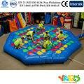 Inflatable biggors multi pessoa jogos jogos twister inflável para crianças e adultos