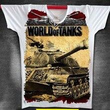 897a60a74 New 2019 Design World War ii World Of Tanks T-shirt Men Plus Size Short