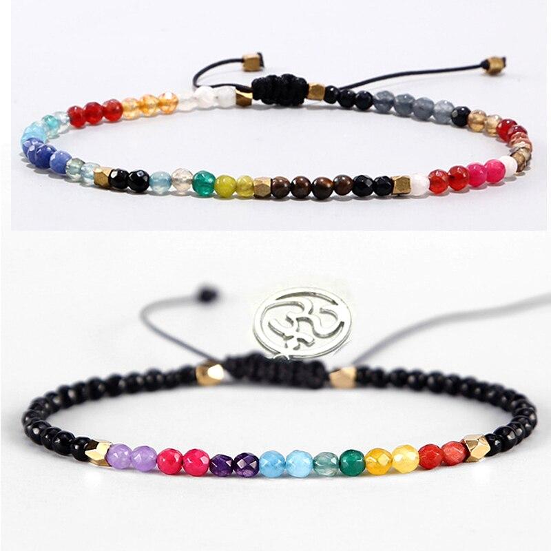 Lucky 7 Chakra Bracelets
