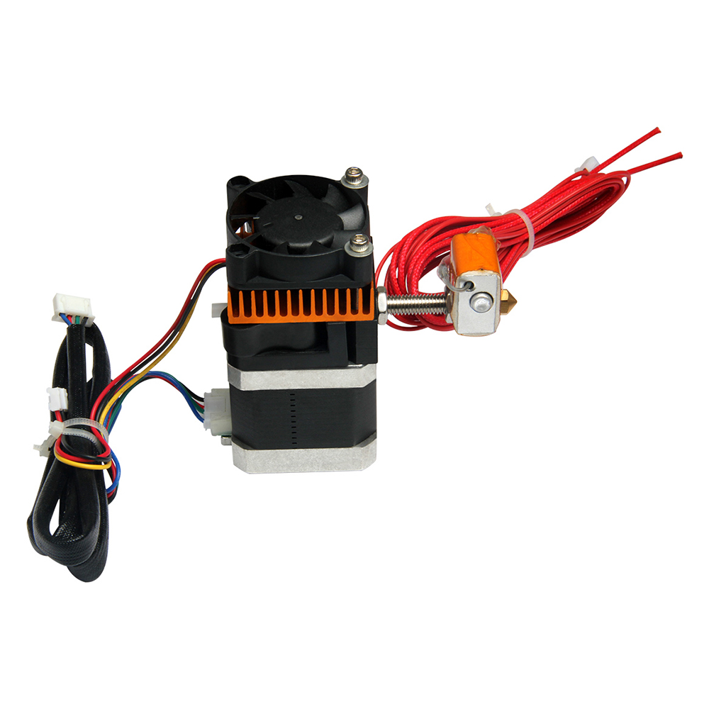 ФОТО MK8 Extruder 0.3mm Nozzle for 1.75mm Filament for Reprap Prusa I3 3D Printer
