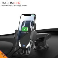 JAKCOM CH2 Smart Wireless Car Charger Holder Hot sale in Stands as mando para celular android acgam playstatation 4