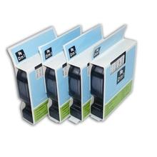 20 штук совместимый с DYMO D1 LABELMANAGER 45013 черного цвета на белом 12 мм DYMO D1 лента для печати ярлыков лента для принтера этикеток