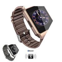 2017 Nieuwe Smart Horloge dz09 Met Camera Bluetooth Horloge Sim-kaart Smartwatch Voor Ios Android Telefoons Ondersteuning Multi talen