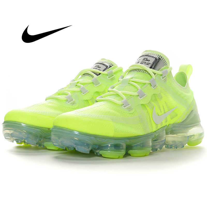 US $67.5 85% OFF|Original Authentic NIKE AIR VAPORMAX Womens Running Shoes Sports Outdoor Sneakers Shock Absorbing Lightweight Breathable AR6632 in