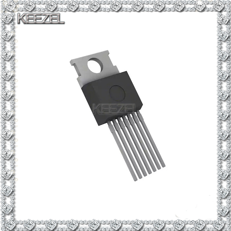 Free shipping new original <font><b>LT1210CT7</b></font> LT1210 amplifier chip TO-220-7 image