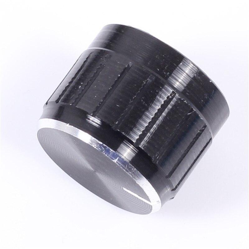 6mm knob aluminium