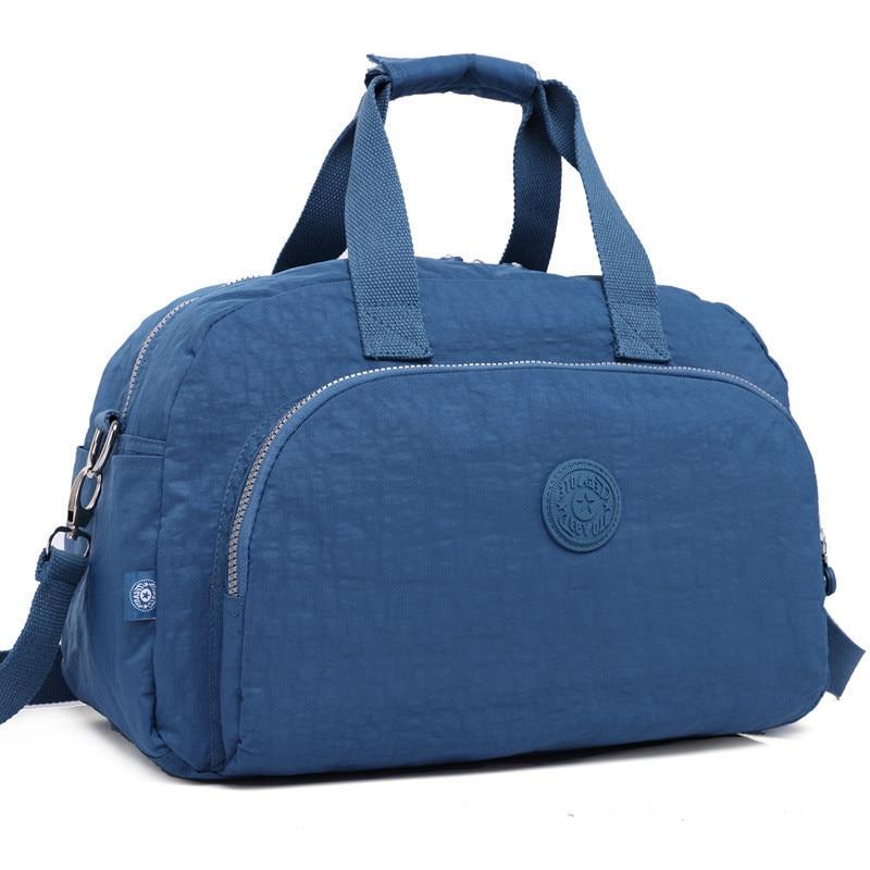 Women Travel Bags Fashion Large Capacity Waterproof Luggage