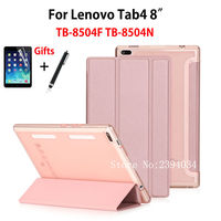 Super Slim Case For Lenovo Tab4 8 TB 8504X TB 8504F TB 8504N TB 8504 8