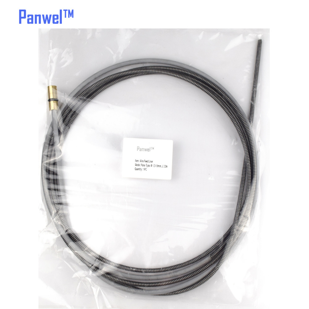 US $3 77 |PANA MIG Liner Welding Wire Size 1 2mm 1 6mm Length 3 2M For 350A  500A Torch-in Welding Nozzles from Tools on Aliexpress com | Alibaba Group