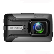 Nello OnReal brand Q4 2.45 inch IPS screen 1080P smart dash camera car DVR