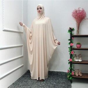 Image 1 - عباية رمضان دبي تركيا فستان حجاب مسلم قفطان فساتين عبايات للنساء عمان Vestidos رداء فام قفطان ملابس أمريكية