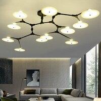 Простой Современный дизайнерский книжный номер освещение скандинавский ресторан освещение креативная гостиная крыша освещение