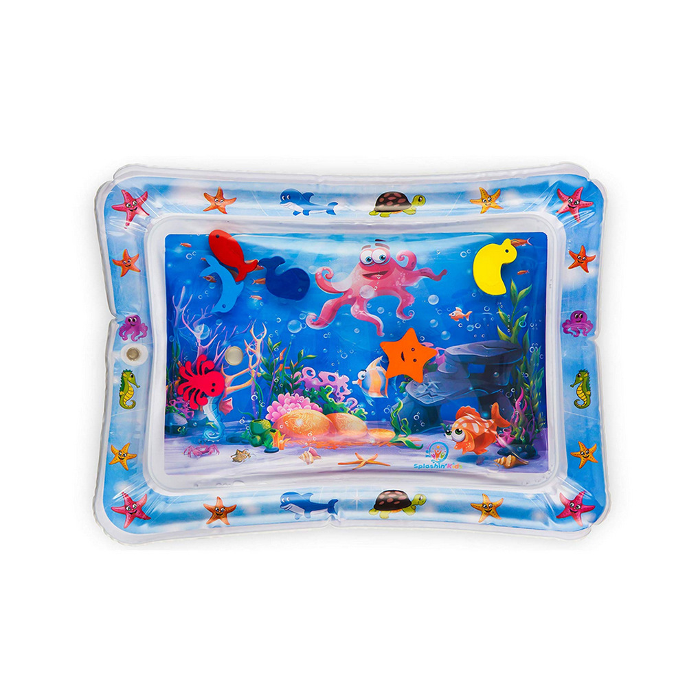 HTB1vMyWSmzqK1RjSZFjq6zlCFXa1 water play mat Various Models Inflatable Children Patted Pad Infant Baby Water Cushion Big Collection