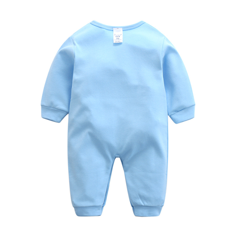 da4b21be5 Aliexpress.com   Buy CalaBob 2018 Baby Rompers Cotton Baby Costume ...