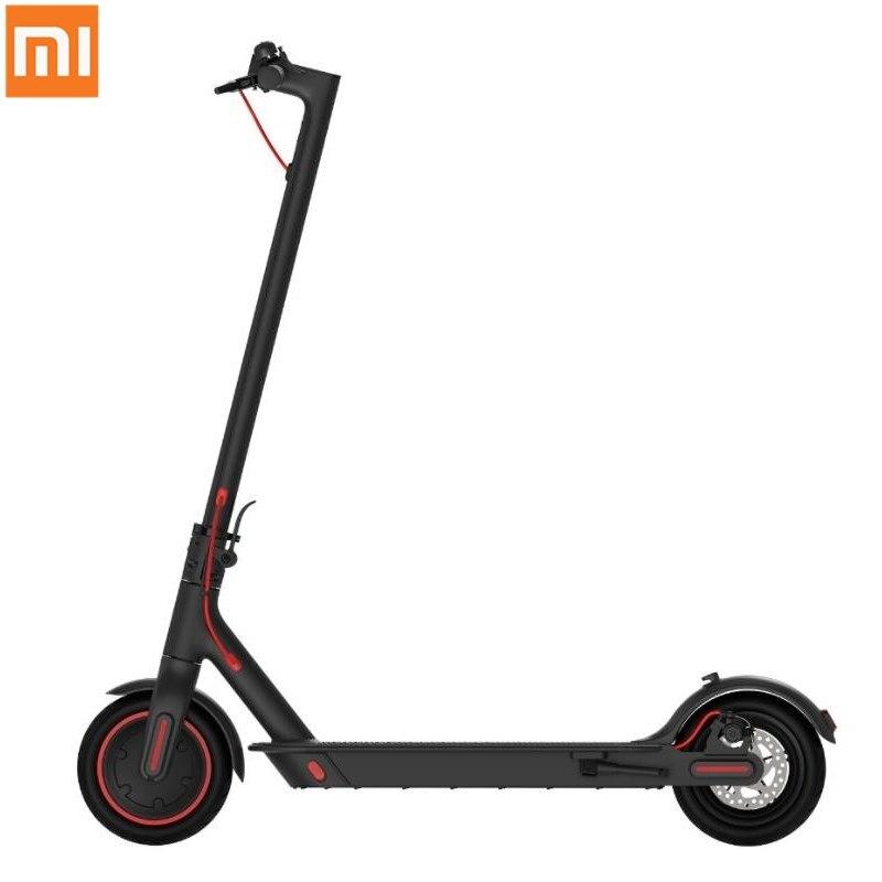 Le plus nouveau Scooter électrique intelligent de Xiao mi mi jia Pro pliable mi léger longue planche à roulettes Hoverboard 45 KM mi leage avec APP
