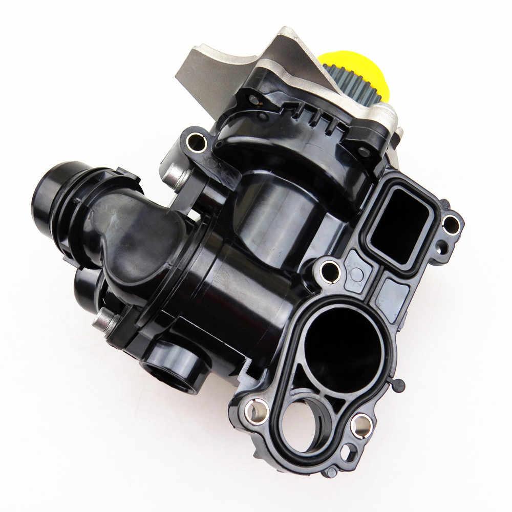 Тьюк для 1,8 т 2,0 т двигателя вспомогательный насос охлаждающей воды в сборе для VW Passat B7 Tiguan Jetta гольф 6 A4 A3 A6 TT 06 H 121 026 CD