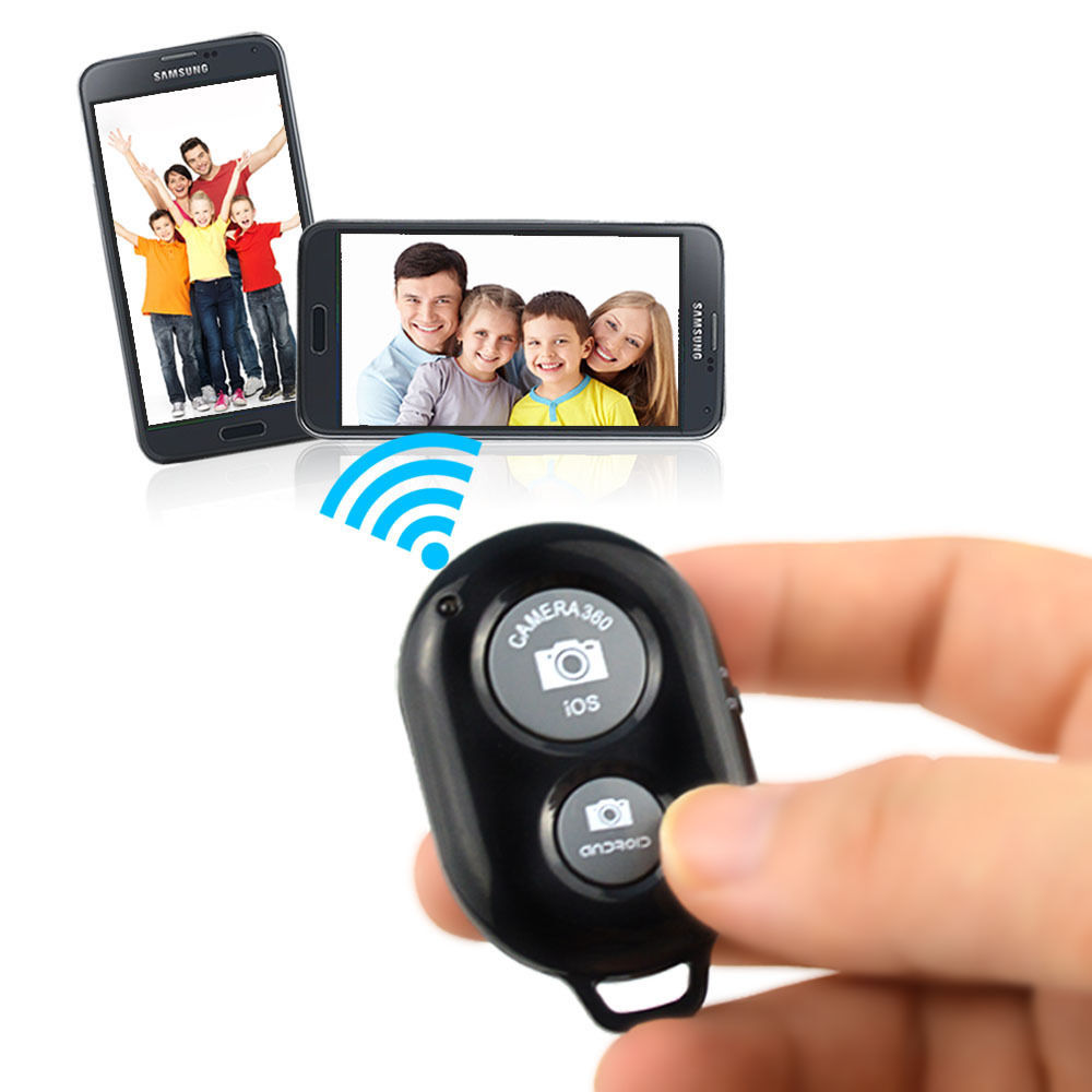 Metal Mini Stativ Med Telefonhållare Bluetooth Fjärrkontroll För - Kamera och foto - Foto 2