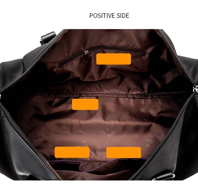 sacos de viagem de viagem de viagem
