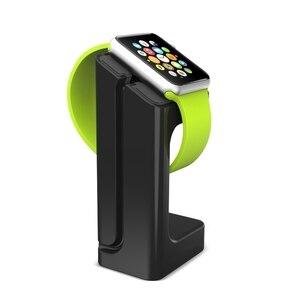 Image 5 - Support de chargeur pour Apple montre Station daccueil support de montre bracelet de montage pour Apple Watch 1 2 3 42mm 38mm charge support de montre intelligente