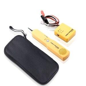 Image 2 - RJ11 רשת כלים ערכת כבל Tracker חוט בודק כבל Finder טונר לאבחן טון טלפון קו Finder גלאי