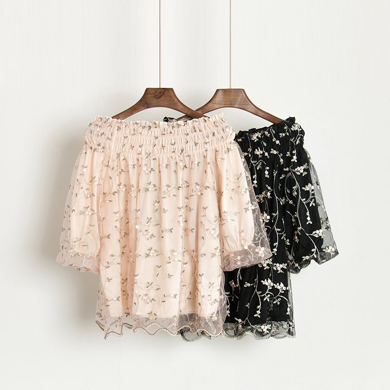 Buy Missoov blusas summer style women blouses shirts pink tops