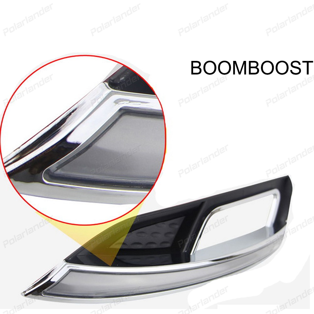 BOOMBOOST 2 pcs turn signal light Daytime running lights for Kia K3 2013-2015 cerato  Car styling