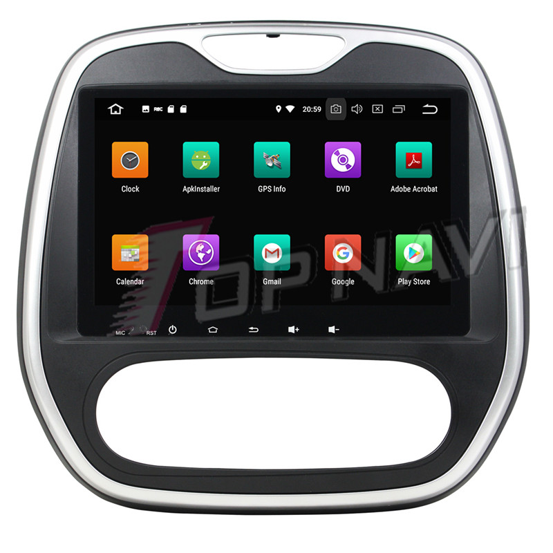 1din android car radio For Renault Capture 2016 Auto