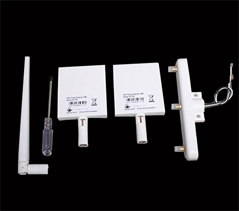 MASiKEN ARGtek WiFi Signal Range Extender Antenna for DJI Phantom 3 Drone Standard 10dBi kit for DJI Phantom3 Accessories argtek xiro zero xplorer wifi range extender antenna kit