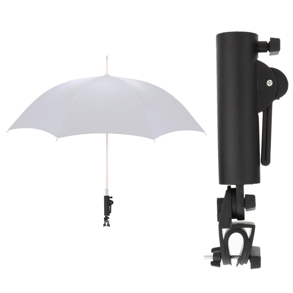 Black Golf Club Push Pull Cart Car Trolley Umbrella Holder High Quality Umbrella Holder Golf Club Accessories Ball Sports Tool