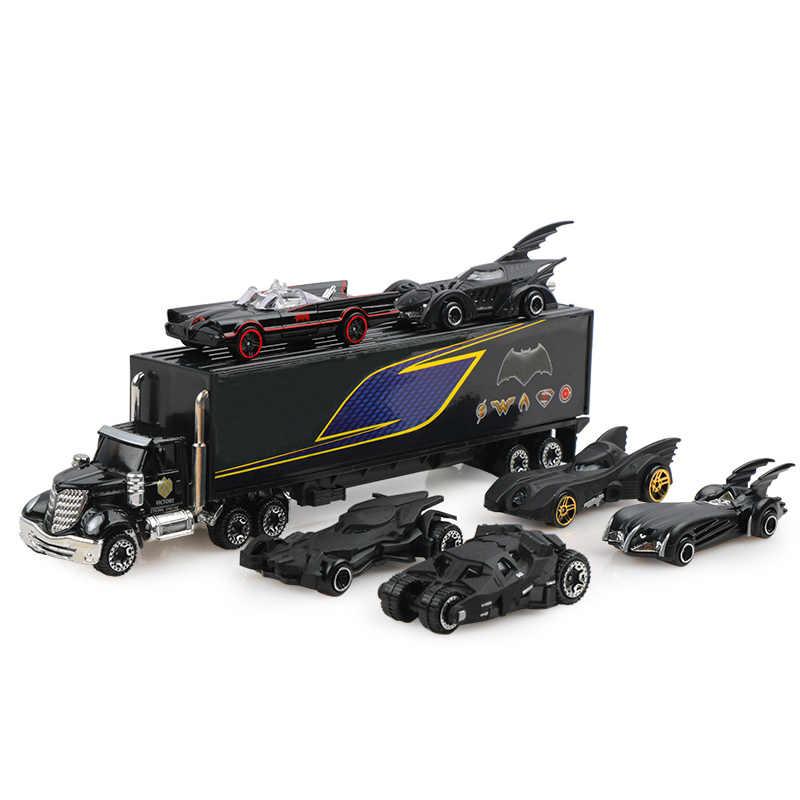 7 Buah/Set Diecast Cars: 169 Truk Model Klasik Mobil Kendaraan Mainan Hadiah untuk Anak Laki-laki Seperti Natal Tahun Baru Hadiah