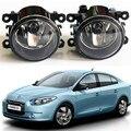 Для Renault TWINGO GRAND SCENIC МАСТЕР TRAFIC LOGAN DUSTER Лагуна Kangoo LATITUDE стайлинга Автомобилей Противотуманные Фары галогенные лампы 1 компл.