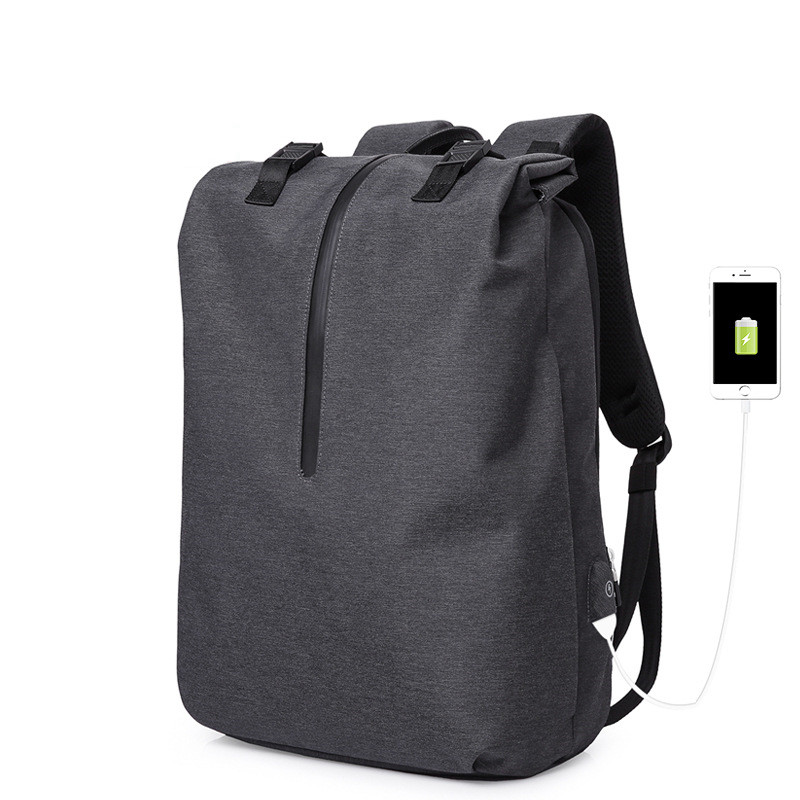 Fashion Backpack For Men 15.6 inch Oxford USB charging Anti Theft Waterproof Travel Laptop Backpack For Male Backpack School boy fashion men waterproof anti theft laptop backpack usb charging large back pack travel school bags bagpack for male boy