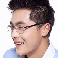 משלוח חינם אופנה גברים מתכת משקפיים עדשה ברורים , מלא רים משקפיים מסגרות אופטיות , מסגרות משקפיים לגברים BG2071