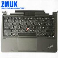 New Original Palmrest w/ KBD keyboard_Touchpad For Lenovo ThinkPad X1 Helix Gen 1 ,FRU 04X0644 04X0680