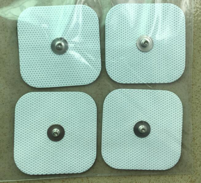 casual shoes factory outlets incredible prices 20pcs Tens Electrode Pads Patch for Compex Muscle Stimulators Fitness SP  Wireless snap Pulse Body Massager Muscle Relief