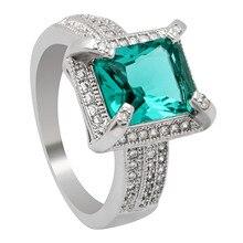 large rings cz Luxury