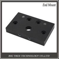 2PCS Rerap CNC Reprap 3D Printer DIY Parts C Beam Z Axis Actuator End Plates C