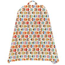 Mooistar2 #4066D New Baby Breastfeeding Cover Baby Breastfeeding Cover Mum Cotton Nursing Udder Apron Shawl ClothStorage Bag