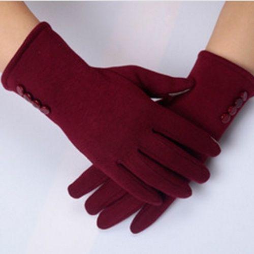 1 пара ручной работы теплые Зимние перчатки Для женщин Для мужчин Multi-Функция Сенсорный экран Прихватки для мангала унисекс мягкие теплые ва…