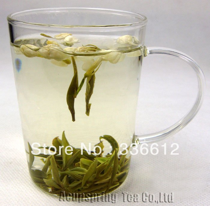 250g Supreme Jasmine Flower Anji White Tea, Anji Bai Cha, Tea,A3CLA01M, Free Shipping 500g 1lb premium jasmine flower anji white tea anji bai cha tea a3cla02m free shipping