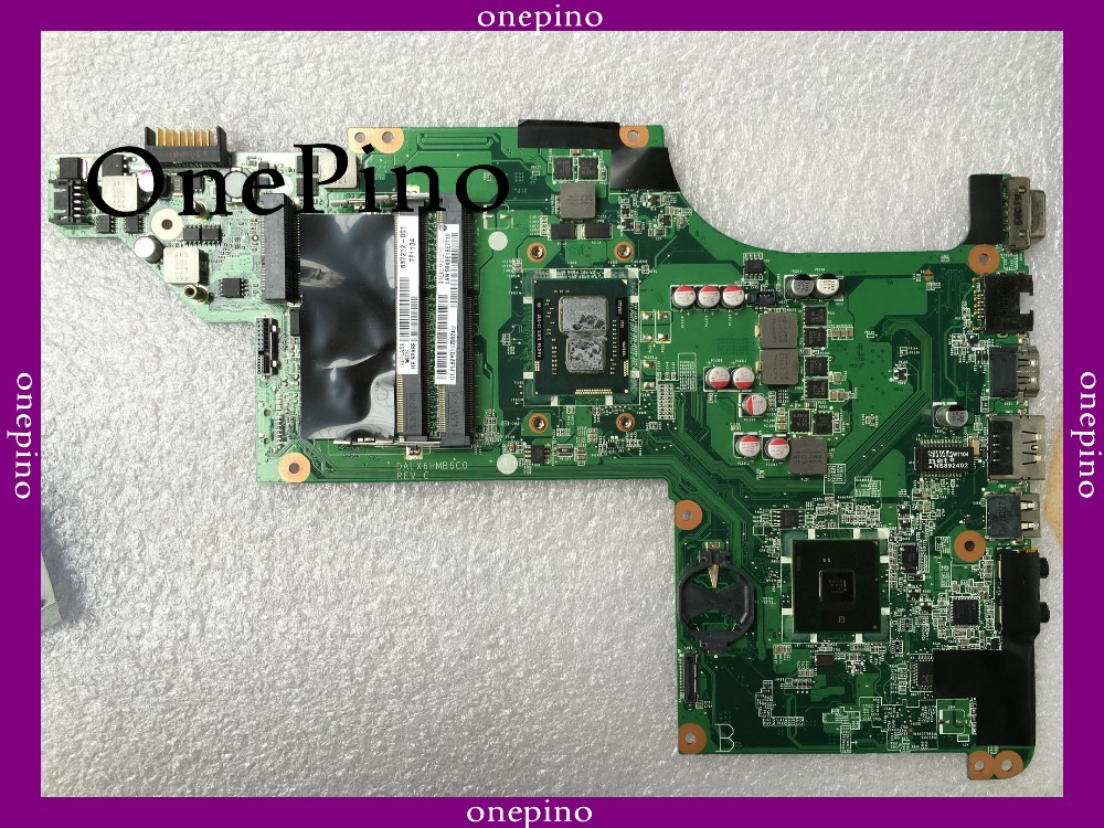 все цены на 637212-001 fit for HP DV6 DV6-3000 motherboard I3-370M CPU DALX6HMB6C0 fully tested