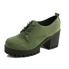 2016 Fall Women casual shoes increased heavy-bottomed shoes breathable side with fashion brand of high quality women shoes