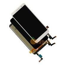 חדש מלא LCD תצוגת צג מסך מגע זכוכית חיישן החלפת עצרת עבור אלקטל 1 5033 5033D 5033X 5033Y 5033A 5033J