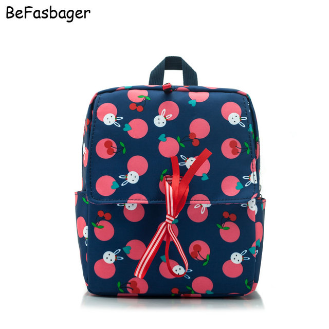 Customized Backpack Flap over Back Packs Girls Kindergarten School ...